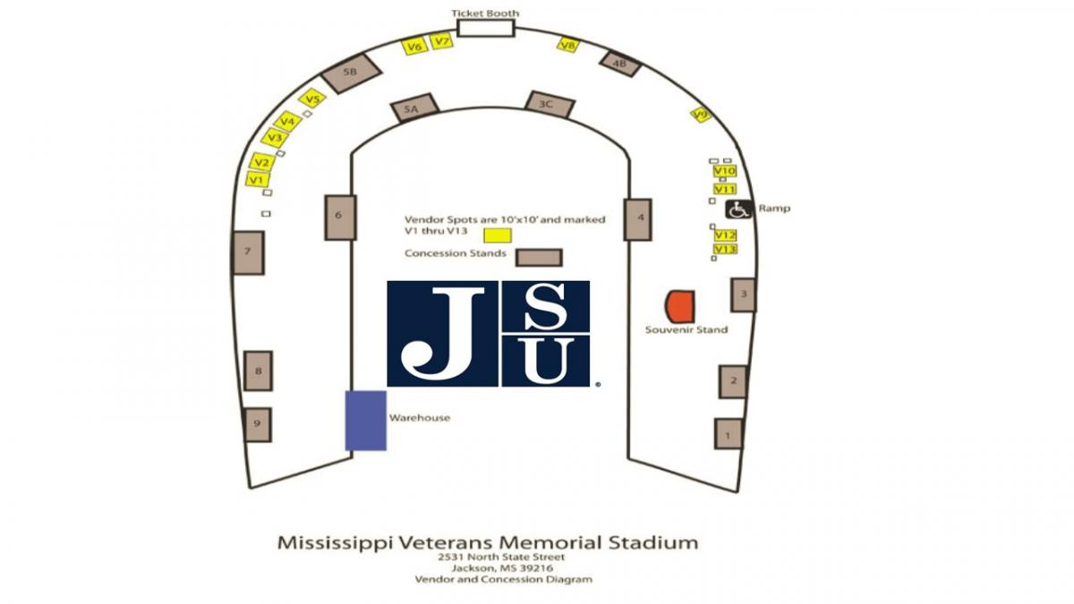 jsu ms veterals memorial stadium